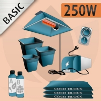 Indoor Cultivation Coco Kit 250W - BASIC