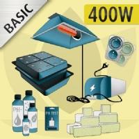 Aeroponic Indoor Kit 400w - BASIC