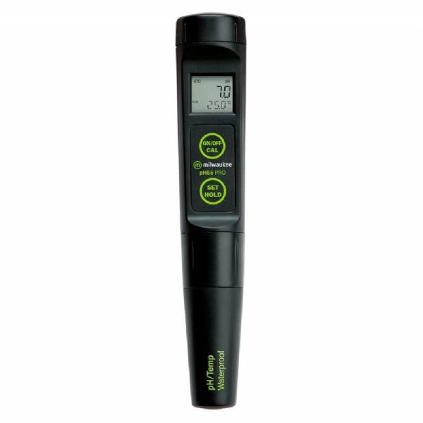 Milwaukee pH55 Pocket sized pH/Temperature Meter