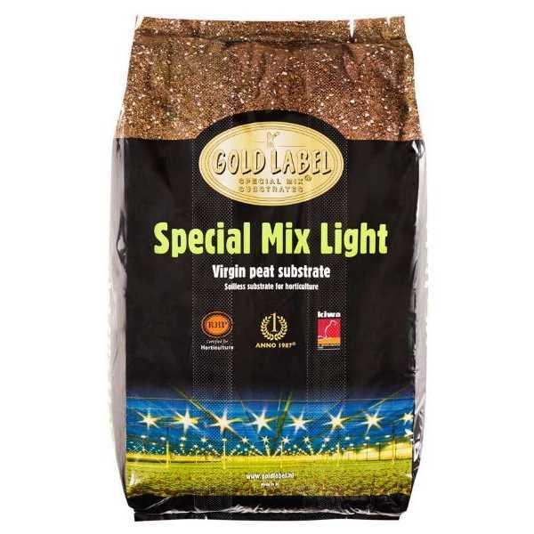 Gold Label - Special Mix Light Soil 50L