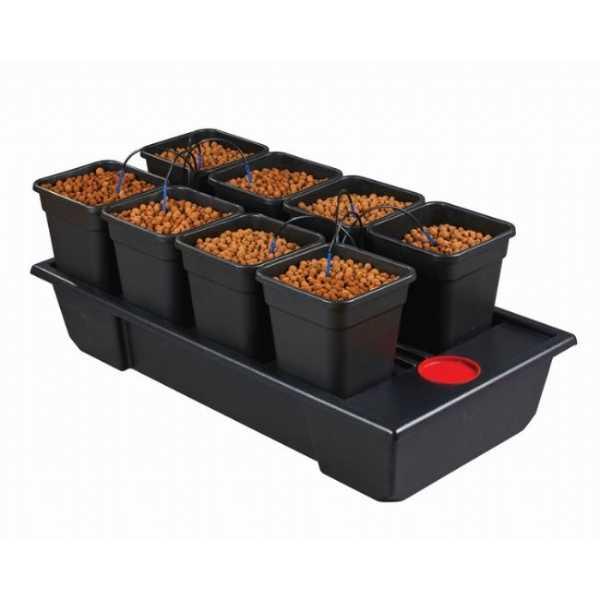 Atami Wilma 8 Pot Hydroponic System (11L Pot)