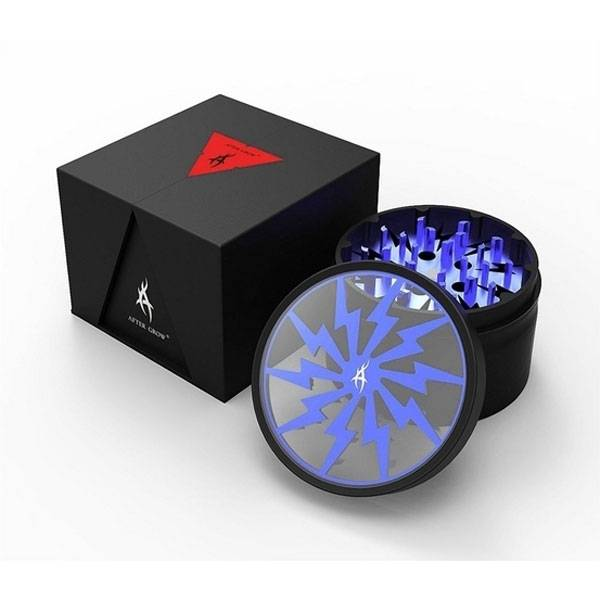 Thorinder Herb Grinder by After Grow  - Ø62mm - Blue