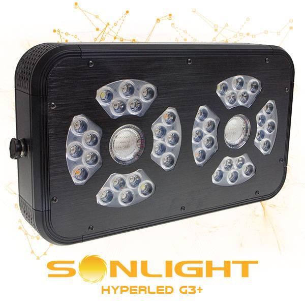 Indoor Growing LED Sonlight Hyperled G3+ - 270W