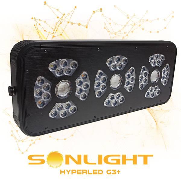Indoor Growing LED Sonlight Hyperled G3+ - 405W