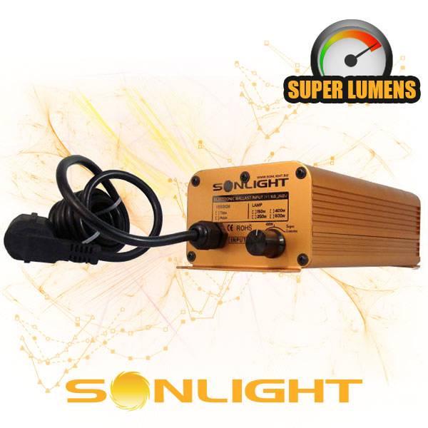 Electronic Ballast Sonlight DIM 150 / 250 / 400W