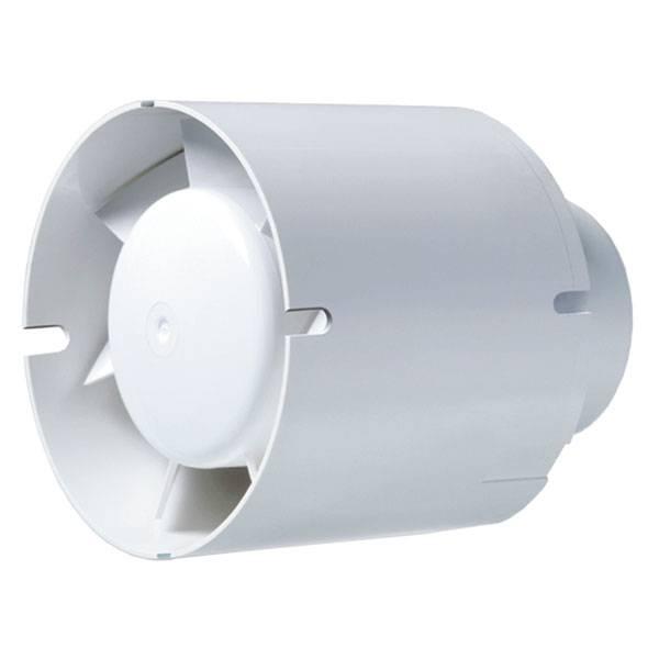 In-line Extractor fan BLAUBERG TUBO-10cm 137m³/h