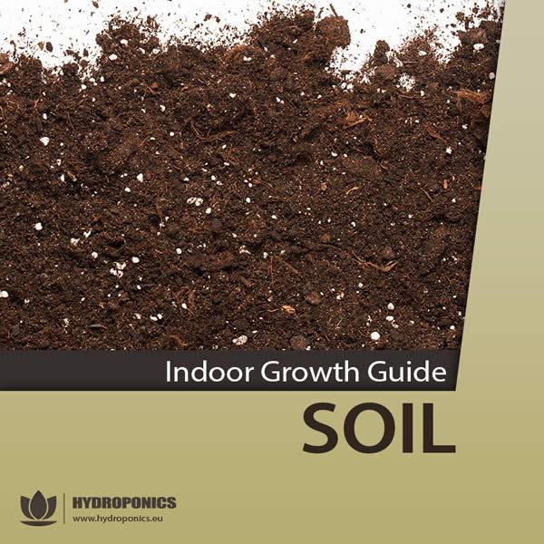 Indoor Growing Guide for Soil - How to grow indoor using Soil