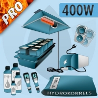 Hydroponic Indoor Kit 400W Pro