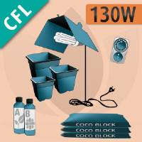 Indoor Coco Kit 150w CFL -  Indoor Cultivation - Basic