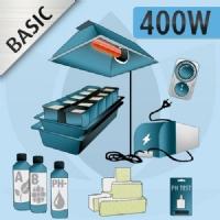 Hydroponic Indoor Kit 400W - BASIC