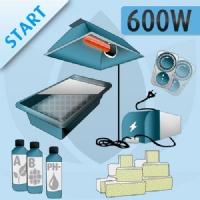 Hydroponic Indoor Kit 600W - START