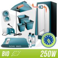 250W Organic Kit + Complete Indoor Grow Box