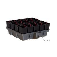 Platinium Hydroponic System - HydroPro 120 - 16 Pots 11L