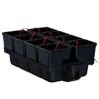 Platinium Hydroponic System - HydroPro 8 - 8 Pots 11L