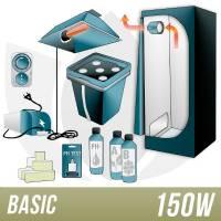 Aeroponic Kit 150w + Grow Box - BASIC