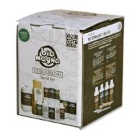 Cubomagno 100% Organic Fertilizer Kit - BioMagno