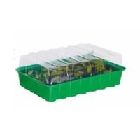 Plastic Mini-greenhouse 23x17x14cm