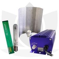 Light Kit Lumatek Electronic Dim - SYLVANIA GROLUX 600W