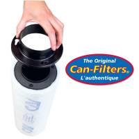 Can-Lite Active Carbon Filter+Flange