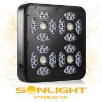 Indoor Growing LED Sonlight Hyperled G3+ - 540W