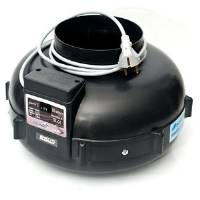 Extractor Fan Prima Klima Bi-Turbo PK160S - 420/800mc/h - 160mm