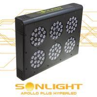 Led Apollo PLUS Hyperled Sonlight 6 (96x3w) 288W - Agro