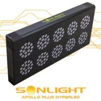 Led Apollo PLUS Hyperled Sonlight 10 (160x3w) 480W - Agro