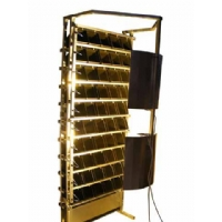 PI WALL vertical hidroponic system 2x1mt