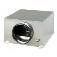 BLAUBERG Sound-insulated 25cm - 1300m³/h