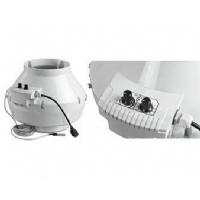 Inline Air Extractor BLAUBERG MAX - 10cm - 250m3/h + thermostat