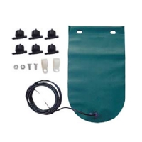 Irrigation bag - 6 adjustable dripper
