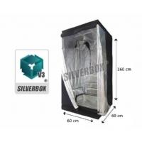 SilverBox V3 - 0,4 Mq Grow Tent - 60x60x160cm
