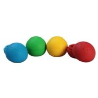 Oil Black Leaf Silly-Balls - Set of 4