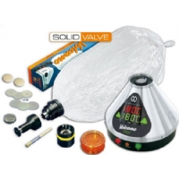 Volcano Digit - Vaporizer with Solid Valve Set