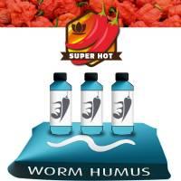 Nutrients Chilli Grow Kit  - Worm Humus