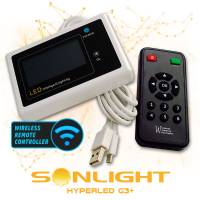 Sonlight G3+ Wireless Remote Controller for Indoor LED