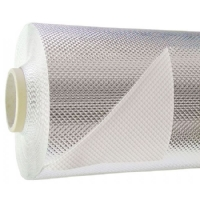 Mylar - Diamond reflective sheeting 25 x 1,3mt