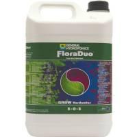GHE - FloraDuo Grow Hard Water 5L