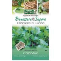 Coriander Seeds (Coriandrum Sativum) by Sementi Dotto