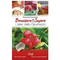 Goji  Seeds (Lycium Borborum) by Sementi Dotto
