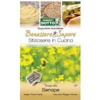 Green Manure Mustard Seeds (Sinapis Alba) by Sementi Dotto