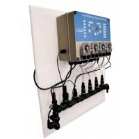 Hydroponic System Computer Controller EC and PH