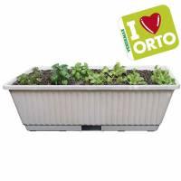 Planter by Verdemax - I LOVE ORTO -  67 x 37 x h 20 cm