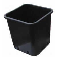 Square Pot 11L - 22x22x26cm