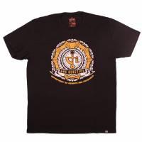 Dna - T-Shirt Dept Weights & Measures Black/Yellow