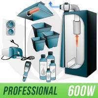 Indoor Soil Kit 600w + Grow Box - PRO