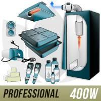 400W Aeroponic Kit + Grow Box - PRO