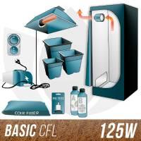 CFL Coco Kit 150W + Grow Box - BASIC