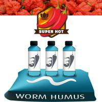 Nutrients Chilli Grow Kit  - Worm Humus