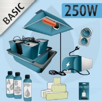 Hydroponic Indoor Kit 250W - BASIC